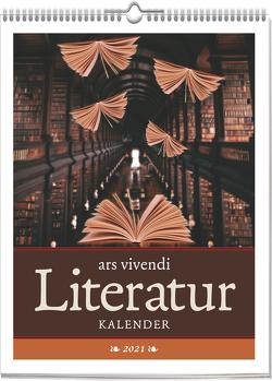 ars vivendi Literatur-Kalender 2021