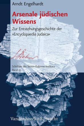 Arsenale jüdischen Wissens von Diner,  Dan, Engelhardt,  Arndt