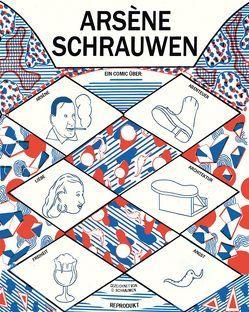 Arsène Schrauwen von Lethi,  Helge, Schrauwen,  Olivier