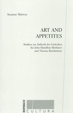 Art and Appetites von Märtens,  Susanne