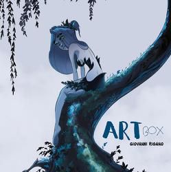 Art Box – Ein Giovanni-Rigano-Artbook von Rigano,  Giovanni, Rohleder,  Jano
