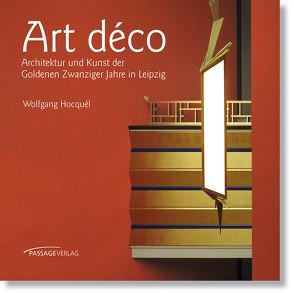 Art déco von Hocquél,  Wolfgang