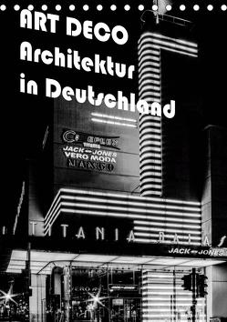 ART DECO Architektur in Deutschland (Tischkalender 2020 DIN A5 hoch) von Robert,  Boris