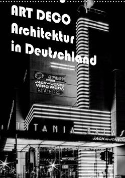 ART DECO Architektur in Deutschland (Wandkalender 2020 DIN A2 hoch) von Robert,  Boris