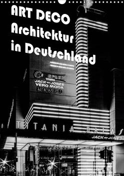 ART DECO Architektur in Deutschland (Wandkalender 2020 DIN A3 hoch) von Robert,  Boris
