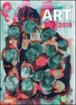 Art Kalender 2019 – Malerei heute – DUMONT Kunst-Kalender – Poster-Format 49,5 x 68,5 cm von DUMONT Kalenderverlag