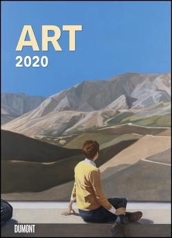 Art Kalender 2020 – Malerei heute – DUMONT Kunst-Kalender – Poster-Format 49,5 x 68,5 cm von DUMONT Kalenderverlag
