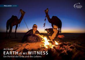 Art Wolfe: EARTH IS MY WITNESS