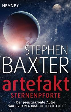 Artefakt – Sternenpforte von Baxter,  Stephen, Robert,  Peter