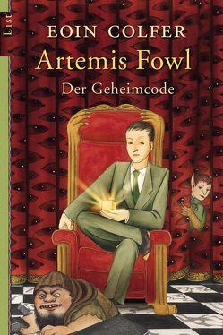 Artemis Fowl – Der Geheimcode von Colfer,  Eoin