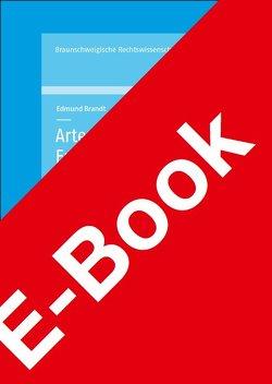 Artenschutzrechtliche Erfordernisse bei der Genehmigung von Windenergieanlagen von Brandt,  Edmund