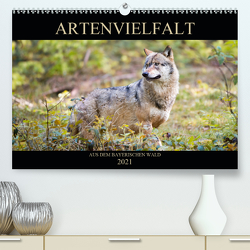 ARTENVIELFALT aus dem Bayerischen Wald (Premium, hochwertiger DIN A2 Wandkalender 2021, Kunstdruck in Hochglanz) von - Christian Haidl,  www.chphotography.de