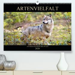 ARTENVIELFALT aus dem Bayerischen Wald (Premium, hochwertiger DIN A2 Wandkalender 2020, Kunstdruck in Hochglanz) von - Christian Haidl,  www.chphotography.de