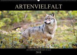 ARTENVIELFALT aus dem Bayerischen Wald (Wandkalender 2018 DIN A2 quer) von - Christian Haidl,  www.chphotography.de