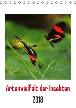 Artenvielfalt der Insekten (Tischkalender 2018 DIN A5 hoch) von Laimgruber,  Dagmar