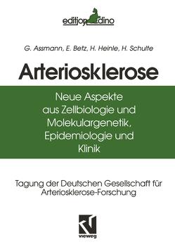 Arteriosklerose von Assmann,  G, Betz,  E.