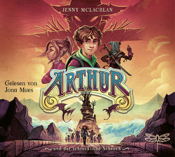 Arthur und der schreckliche Scheuch von McLachlan,  Jenny, Segerer,  Katrin