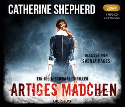 Artiges Mädchen von Pages,  Svenja, Shepherd,  Catherine