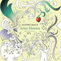 Artsy Flowers von Alevre,  Grace