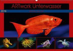 Artwork Unterwasser – Erlebnis Tauchen (Wandkalender 2019 DIN A2 quer) von Gödecke,  Dieter
