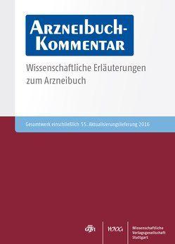 Arzneibuch-Kommentar CD-ROM VOL 55 von Bracher,  Franz, Heisig,  Peter, Langguth,  Peter, Mutschler,  Ernst, Rücker,  Gerhard, Schirmeister,  Tanja, Scriba,  Gerhard K. E., Seitz,  Gunther, Stahl-Biskup,  Elisabeth, Troschütz,  Reinhard
