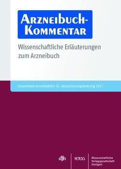 Arzneibuch-Kommentar CD-ROM VOL 56 von Bracher,  Franz, Heisig,  Peter, Langguth,  Peter, Mutschler,  Ernst, Rücker,  Gerhard, Schirmeister,  Tanja, Scriba,  Gerhard K. E., Seitz,  Gunther, Stahl-Biskup,  Elisabeth, Troschütz,  Reinhard