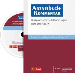 Arzneibuch-Kommentar DVD/Online VOL 62 von Bracher,  Franz, Heisig,  Peter, Langguth,  Peter, Mutschler,  Ernst, Schirmeister,  Tanja, Scriba,  Gerhard K. E., Seitz,  Gunther, Stahl-Biskup,  Elisabeth, Troschütz,  Reinhard