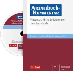 Arzneibuch-Kommentar DVD/Online VOL 65 von Bracher,  Franz, Heisig,  Peter, Langguth,  Peter, Mutschler,  Ernst, Schirmeister,  Tanja, Scriba,  Gerhard K. E., Stahl-Biskup,  Elisabeth, Troschütz,  Reinhard
