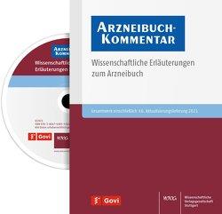 Arzneibuch-Kommentar DVD/Online VOL 66 von Bracher,  Franz, Heisig,  Peter, Langguth,  Peter, Mutschler,  Ernst, Schirmeister,  Tanja, Scriba,  Gerhard K. E., Stahl-Biskup,  Elisabeth, Troschütz,  Reinhard