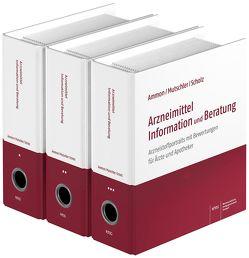 Arzneimittel Information und Beratung von Ammon,  Hermann P.T., Mohr,  Rainer, Mutschler,  Ernst, Neubeck,  Monika, Scholz,  Hasso