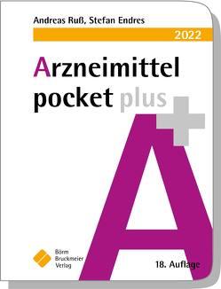 Arzneimittel pocket plus 2022 von Endres,  Stefan, Ruß,  Andreas