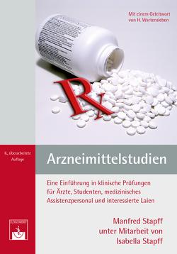 Arzneimittelstudien von Stapff,  Isabella, Stapff,  Manfred