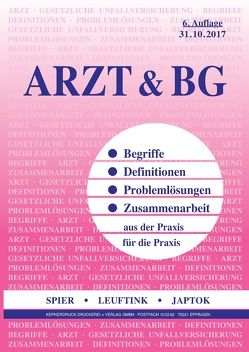 Arzt & BG von Japtok,  Hans-Joachim, Leuftink,  Detlef, Spier,  Rüdiger