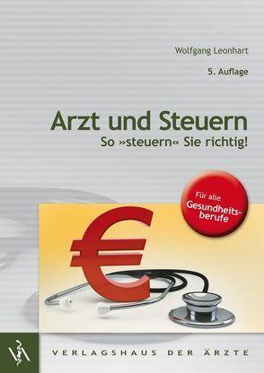 Arzt und Steuern von Leonhart,  Wolfgang