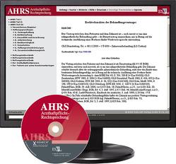 Arzthaftpflicht-Rechtsprechung digital / Arzthaftpflicht-Rechtsprechung III – bei Kombibezug Print und CD-ROM von Ankermann,  Ernst, Kullmann,  Hans Josef, Ohlsberg,  Eva