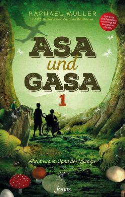 Asa und Gasa 1 von Bauermann,  Susanne, Müller,  Raphael