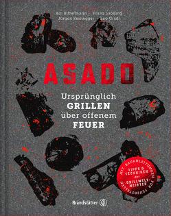 Asado von Bittermann,  Adi, Gradl,  Leo, Größing,  Franz, Kernegger,  Jürgen