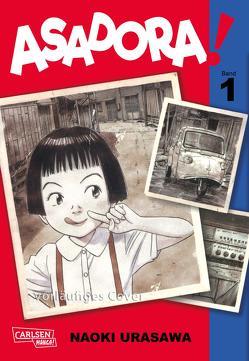 Asadora! 1 von Tsuji,  Miyuki, Urasawa,  Naoki