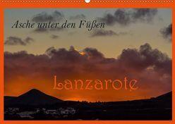 Asche unter den Füßen – Lanzarote (Wandkalender 2019 DIN A2 quer) von brigitte jaritz,  photography
