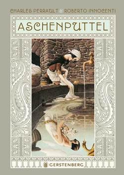 Aschenputtel von Diestelmeier-Haas,  Doris, Innocenti,  Roberto, Perrault,  Charles