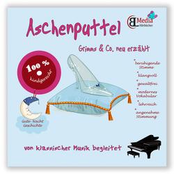 Aschenputtel Märchenlern- und Bastelbuch von Lebsuch,  Bianka