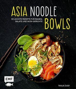 Asia-Noodle-Bowls von Dusy,  Tanja