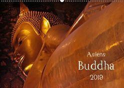 Asiens Buddha (Wandkalender 2019 DIN A2 quer) von G. Zucht,  Peter