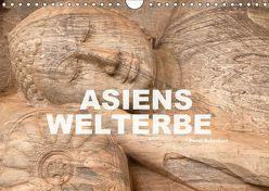 Asiens Welterbe (Wandkalender 2019 DIN A4 quer) von Schickert,  Peter
