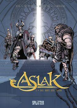 Aslak. Band 5 von Hub, Michalak,  Emmanuel, Weytens,  Fred
