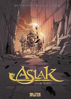 Aslak. Band 6 von Hub, Michalak,  Emmanuel, Weytens,  Fred