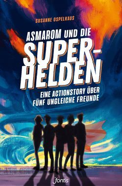 Asmarom und die Superhelden von Ospelkaus,  Susanne