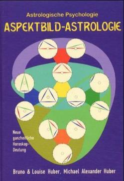 Aspektbild-Astrologie von Huber,  Bruno, Huber,  Louise, Huber,  Michael, Huber,  Michael A