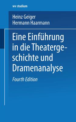 Aspekte des Dramas von Geiger,  Heinz, Haarmann,  Hermann