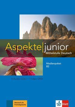 Aspekte junior B2 von Koithan,  Ute, Schmitz,  Helen, Sieber,  Tanja, Sonntag,  Ralf